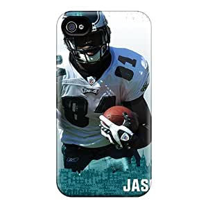 New Fashion Premium Tpu Case Cover For Iphone 4/4s - Jason Avant Tennessee Titans Player