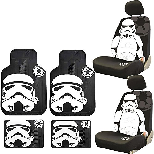 star wars stormtrooper seat cover - 5