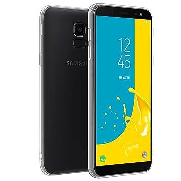 Anjoo Funda Compatible con Samsung Galaxy J6 2018 ...
