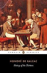 History of the Thirteen (Penguin Classics)