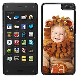 EJOY---Cubierta de la caja de protección para la piel dura ** Amazon Fire Phone ** --Desgaste lindo del bebé