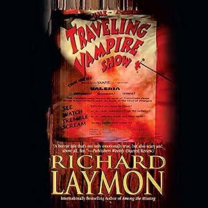The Traveling Vampire Show Audiobook