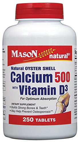 Natural Oyster Shell Calcium - 1