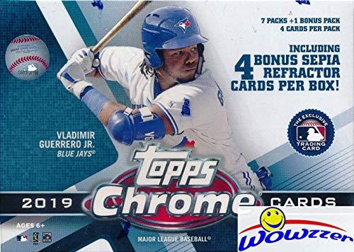 2013 Topps Chrome Baseball EXCLUSIVE Sealed Value Packs-ORANGE REFRACTORS 6