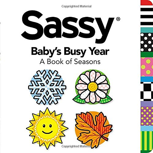 Baby's Busy Year: A Book of Seasons ()