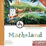 Matheland 3+4 Kl.