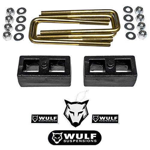 Toyota Tacoma Suspension Block - WULF 1