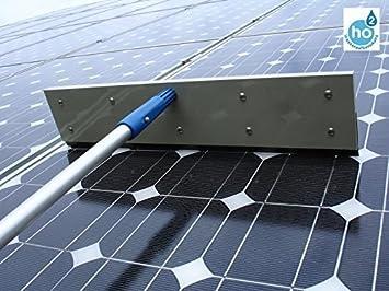 Pv schneeschieber abzieher 500mm x 110mm photovoltaik