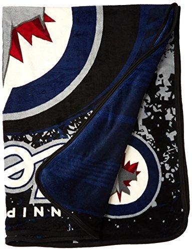 Northwest The Company NHL Winnipeg Jets Ice Dash Micro Micro Micro Raschel, 116,8 cm da 152,4 cm | Più economico  | Gli Ordini Sono Benvenuti  | Shopping Online  | Stili diversi  | Queensland  274a92