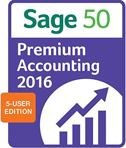 Sage 50 Premium Accounting 2016 5-user [OLD VERSION]