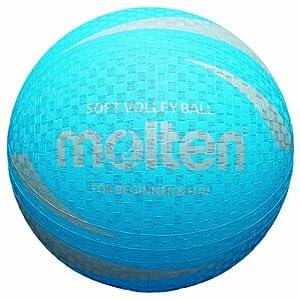 molten Kinder Dodgeball, blau, 21.0 cm, S2V1250-C