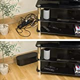 D-Line Cable Management Box, Cord Organizer Box to