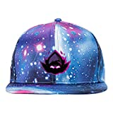 F-Ortnite Raven Galaxy Baseball Cap Unisex Adjustable Peaked Cap Casquette Baseball Hat for Mens Women and Youth