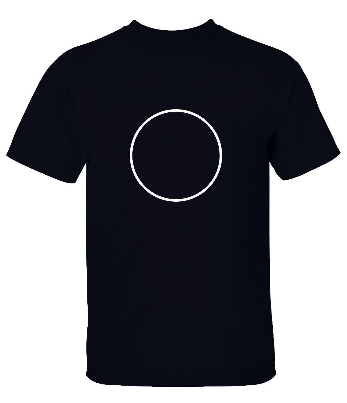Circle For Mens Shirts