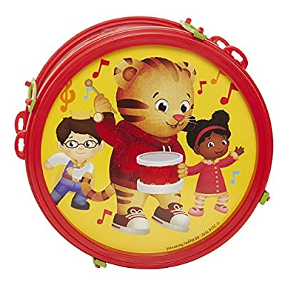 Daniel Tiger's Neighborhood Musical Instrument Playset, Multicolor: Toys & Games