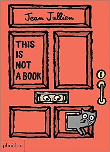 This Is Not A Book Jean Jullien 9780714871127 Amazon Books
