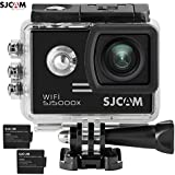 SJCAM SJ5000X Elite WiFi 4K 24fps 2K30fps Gyro Sports DV 2.0 LCD NTK96660 Diving 30m Waterproof Action Camera Black