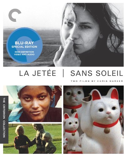 Blu-ray : La Jetee / Sans Soleil (Criterion Collection) (Dubbed, , Widescreen)