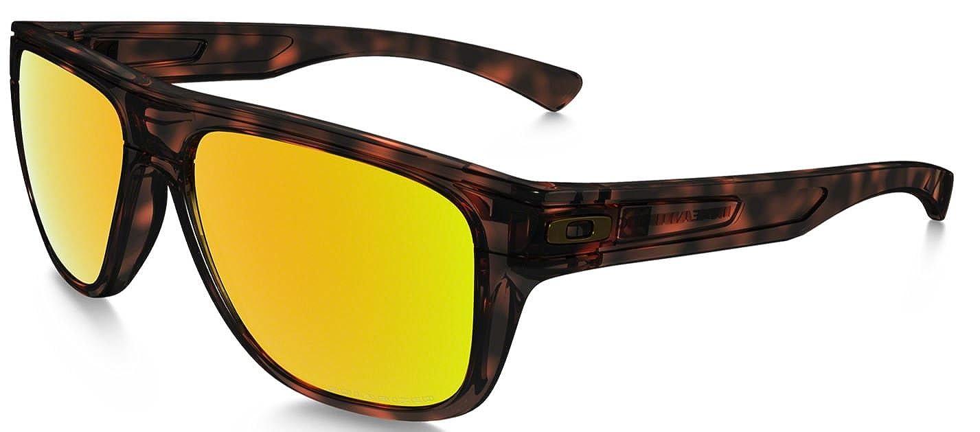 f6408d75dc Oakley Breadbox Polarized (Tortoise 24K Iridium) Sunglasses  Amazon.ca   Clothing   Accessories