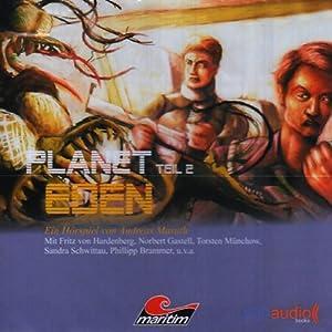 Planet Eden 2 Hörspiel