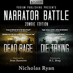 Narrator Battle: Zombie Edition