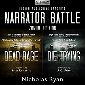 Narrator Battle: Zombie Edition Hörbuch