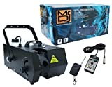 Mr. Dj DRAGON-3500 3500-Watts Max High Output Fog Machine with Adjustable Head Angle