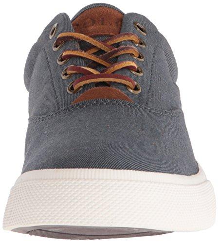 Polo Ralph Lauren Heren Vaughn Fashion Sneaker Denim