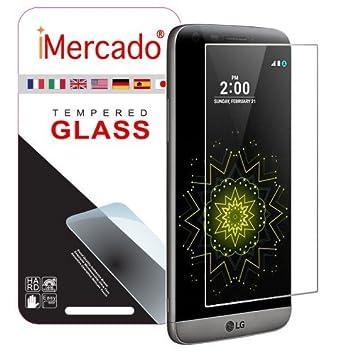 iMercado® | LG G5 - Protector de Pantalla Empaquetado, Vidrio ...