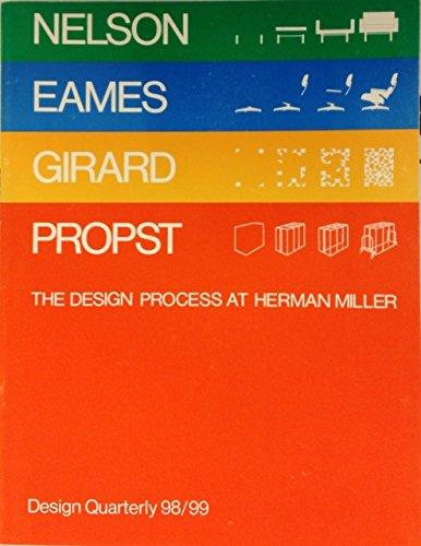 Nelson Eames Girard Propst the Design Process at Herman Miller Design Quarterly 98/99