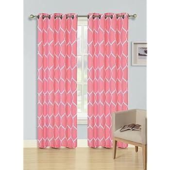 Amazon Com Kashi Home Quinn Collection Window Treatment