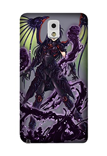 Samsung Galaxy Note 3 Hard Phone Back Mobile Thin TPU Skin Case Cover For Samsung Galaxy Note 3 Game Legend Of Dragoon Hot Design by [Julio Britt]
