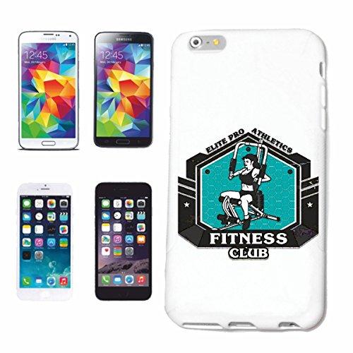 """cas de téléphone iPhone 6+ Plus """"Musculation ELITE ATHLETISME FITNESS GYM CLUB BODYBUILDING GYM GYM muskelaufbau SUPPLEMENTS WEIGHTLIFTING BODYBUILDER"""" Hard Case Cover Téléphone Covers Smart Cover pou"""