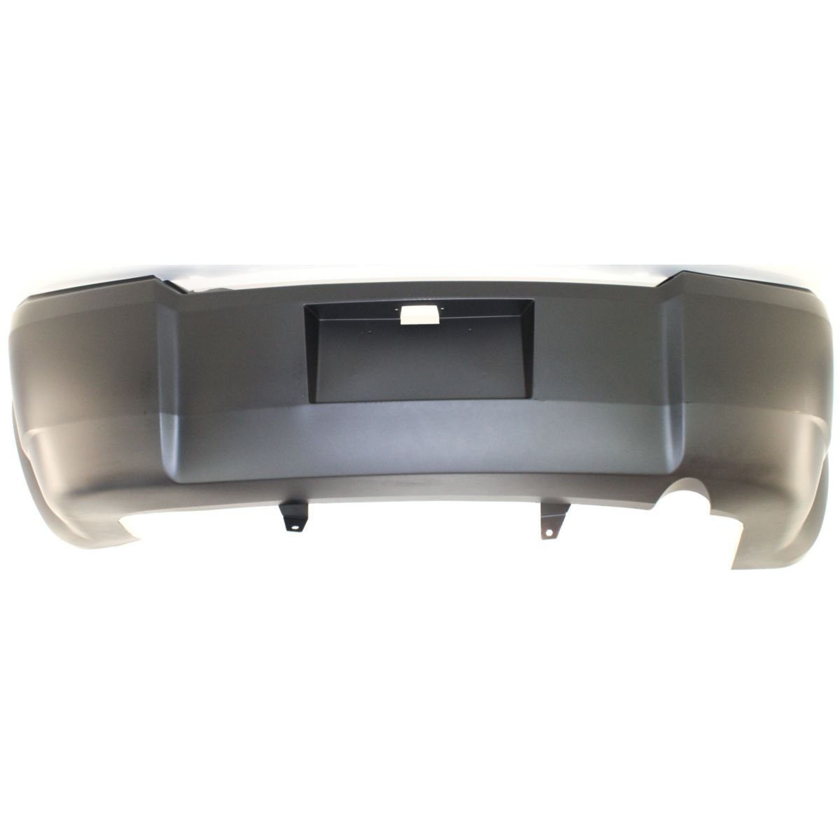 NorthAutoParts 68004683AB Fits Dodge Avenger Primered Rear Bumper ...