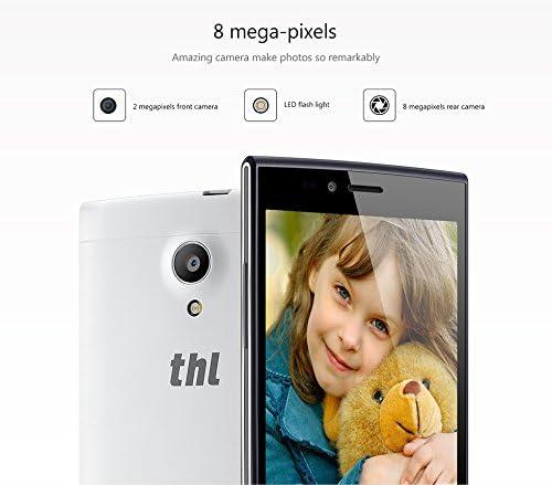THL T6 Pro - 3G Smartphone Libre Android 4.4 Celular (Octa-Core, 5 ...