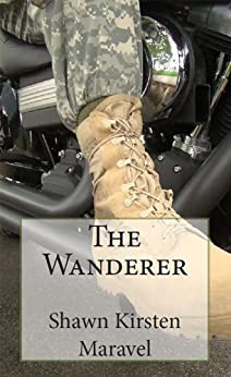 The Wanderer (The Rider Series) by [Maravel, Shawn Kirsten ]