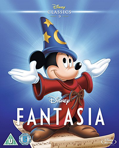 Fantasia (Limited Edition Artwork Slipcover) [Blu-ray] [Region Free]
