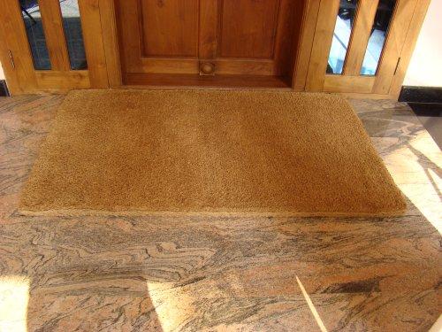 Plain Coir Doormat, 26-Inch by - Door Jute Mats
