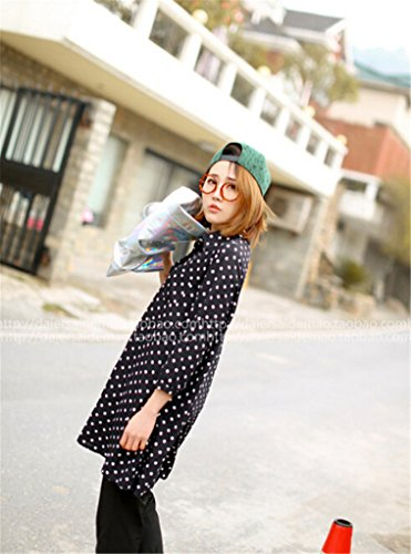 Moda donna ologramma a tracolla o borsa