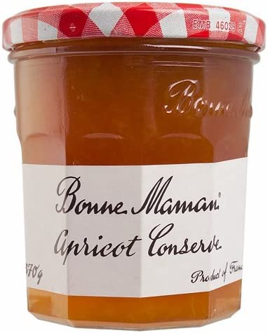 Bonne Maman Apricot Conserve (370g) 良いママアプリコットジャム( 370グラム)