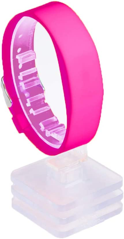 RFID Bracelets Pack of 3/SILA09/A Amifare Classic 1/K neon Pink