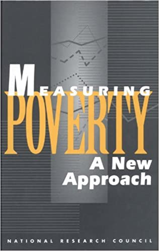Measuring Poverty: A New Approach (Panel on Poverty and Family Assistance)