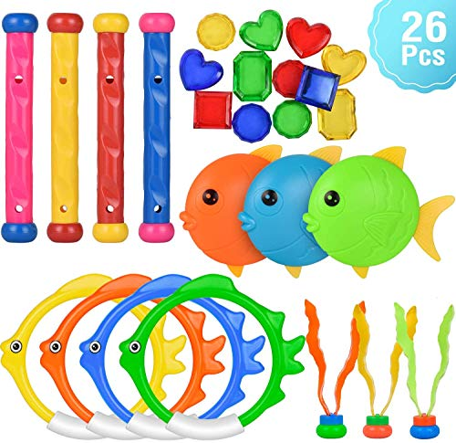 Kiztoys Pool Toys for Kids