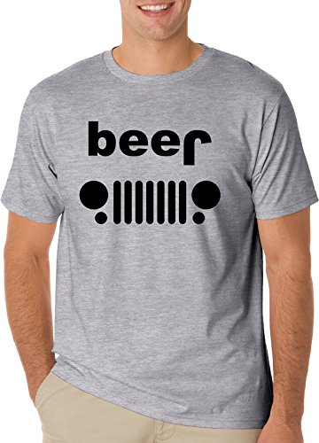New York Fashion Police Beer Jeep Funny Drinking T-Shirt Atlas BK XL