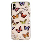 Velvet Caviar for Cute iPhone Xs Max Case Butterfly Clear for Women Girls - Protective Phone Cases [Drop Test Certified] (Butterflies)