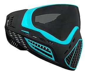 Virtue VIO Ascend Thermal Paintball Goggles with Dual Pane Lens (Aqua / Black)