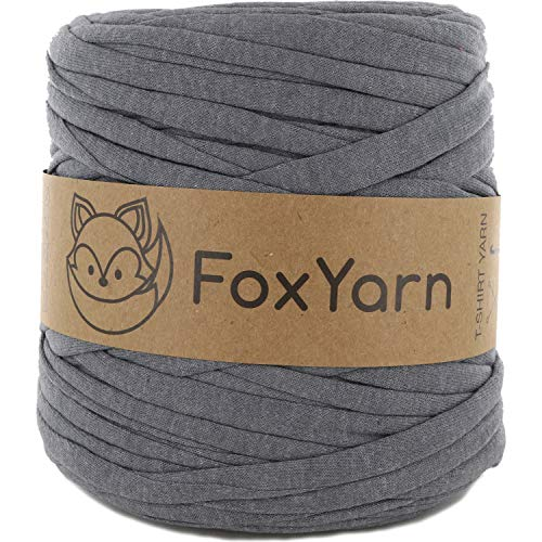 - T-Shirt Yarn Cotton Fettuccini Zpagetti Highest Quality ~ 1.4 lbs (700g) and 140 Yards Long (~120 Meter) Sewing Knitting Crochet T Shirt Yarn
