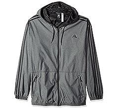dc07135e4c Amazon.com: adidas Men's Athletics Essential Wind Jacket, Collegiate  Navy/White, 3X-Large: Sports & Outdoors