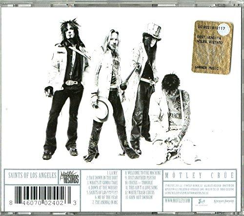 Saints of Los Angeles Explicit Lyrics