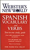 img - for Spanish Vocabulary and Verbs (Webster's new world) by Webster's (1997-08-12) book / textbook / text book